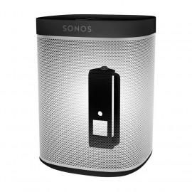 Vebos supporto a muro Sonos Play 1 nero