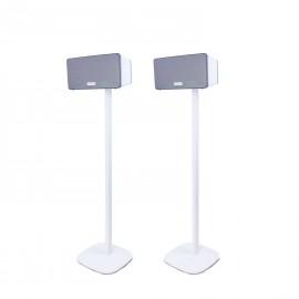 Vebos piedistallo Sonos Play 3 bianco doppio