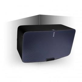 Vebos supporto a muro angolo Sonos Play 5 gen 2 nero 20 grad