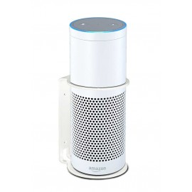Vebos supporto a muro Amazon Echo bianco
