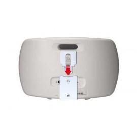 Vebos portable supporto a muro Pure Jongo T4X bianco