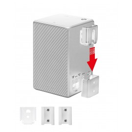Vebos portable supporto a muro Sony SRS-ZR5 bianco