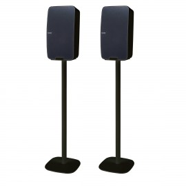 Vebos piedistallo Sonos Play 5 gen 2 nero - verticale doppio