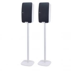 Vebos piedistallo Sonos Play 5 gen 2 bianco - verticale doppio