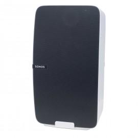 Vebos supporto a muro Sonos Play 5 gen 2 bianco - verticale