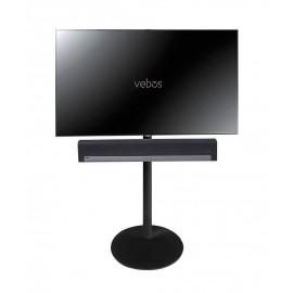 Vebos piedistallo televisione Sonos Playbar nero