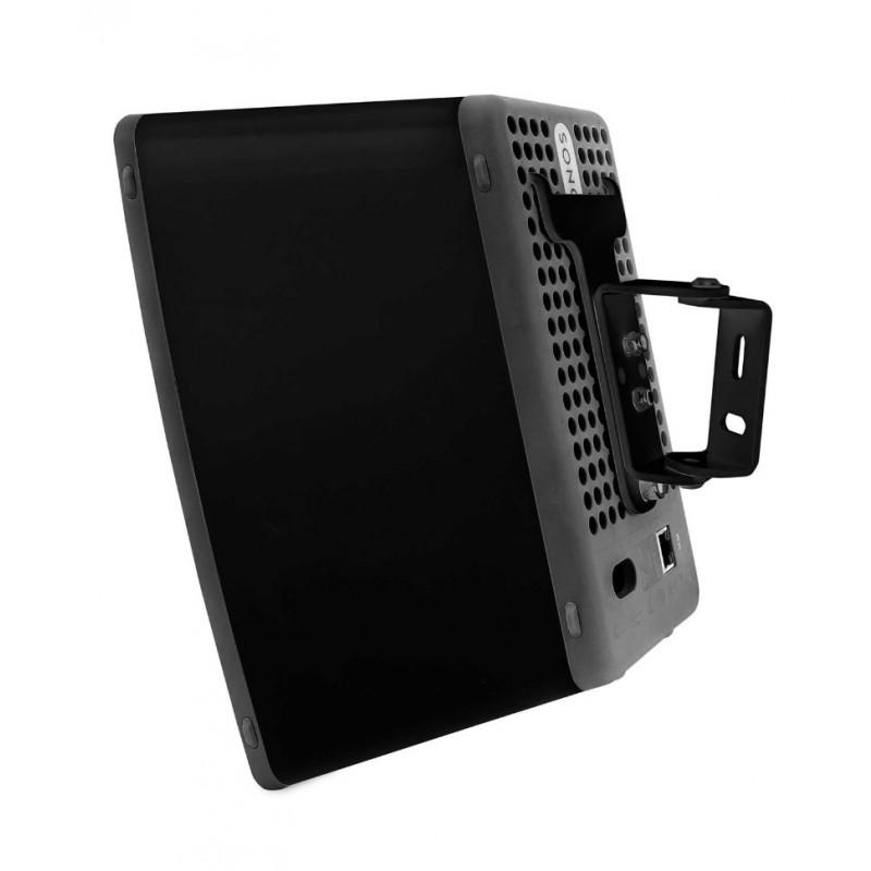 Vebos supporto a muro Sonos Play 3 nero 15 grad