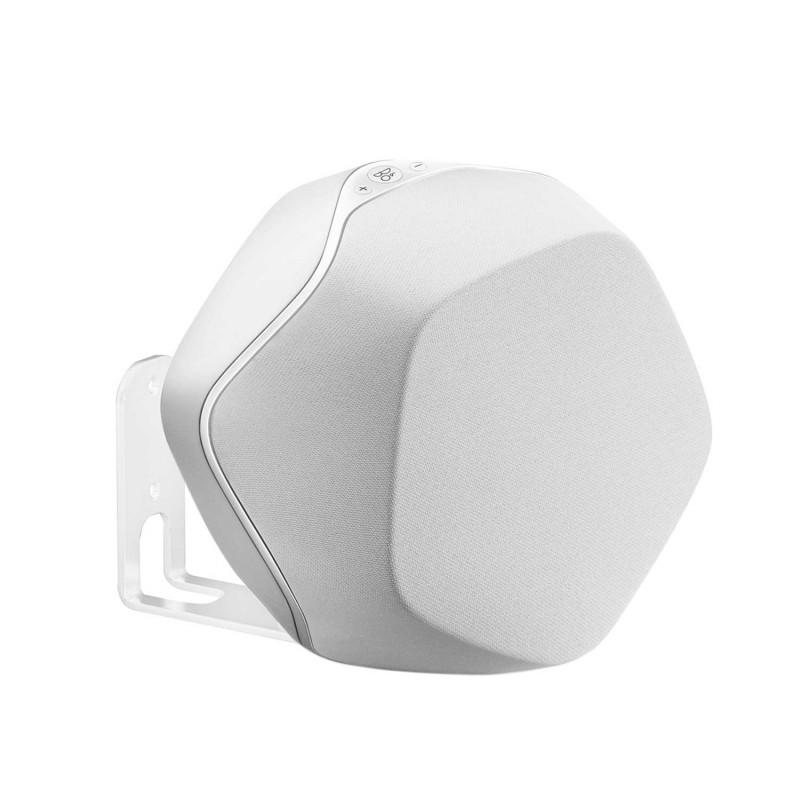 Vebos supporto a muro B&O Beoplay S3 girevole bianco