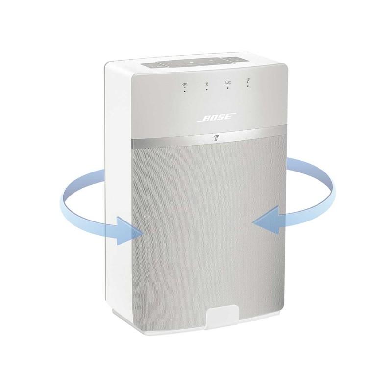 Vebos supporto a muro Bose Soundtouch 10 girevole bianco
