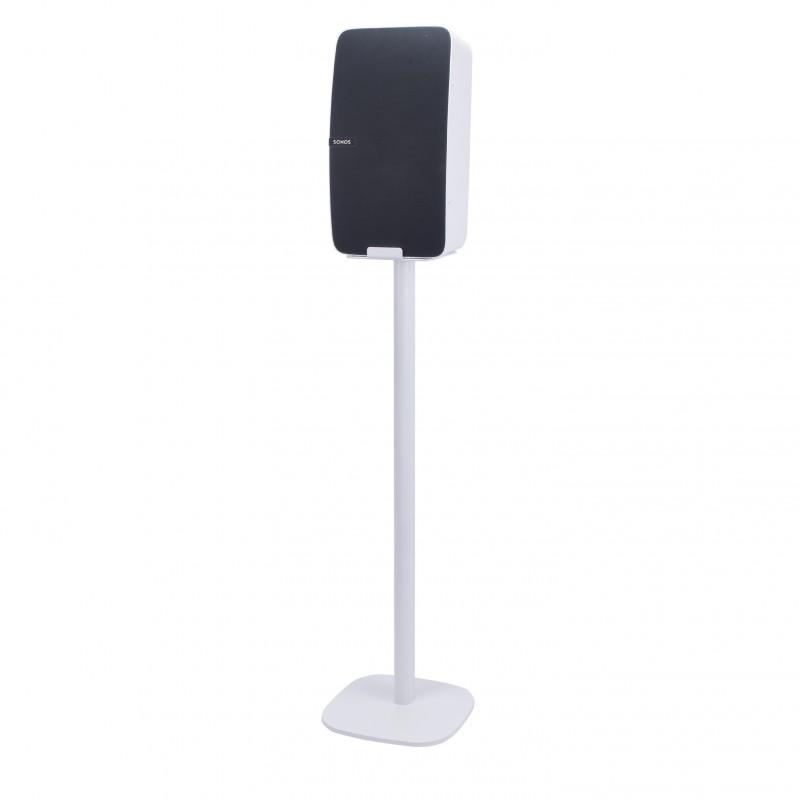 Vebos piedistallo Sonos Play 5 gen 2 bianco - verticale