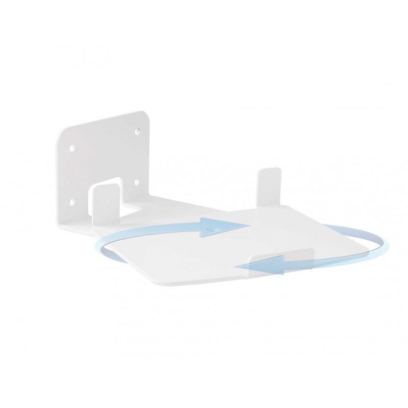 Vebos supporto a muro Sonos Play 5 gen 2 girevole bianco