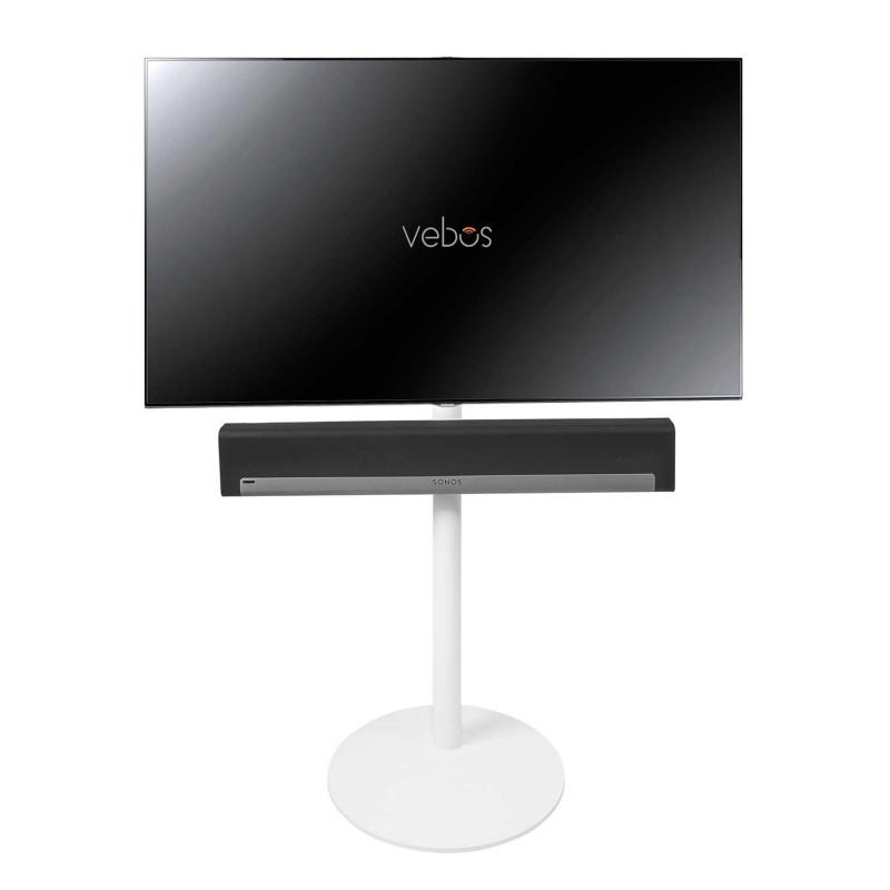 Vebos piedistallo televisione Sonos Playbar bianco