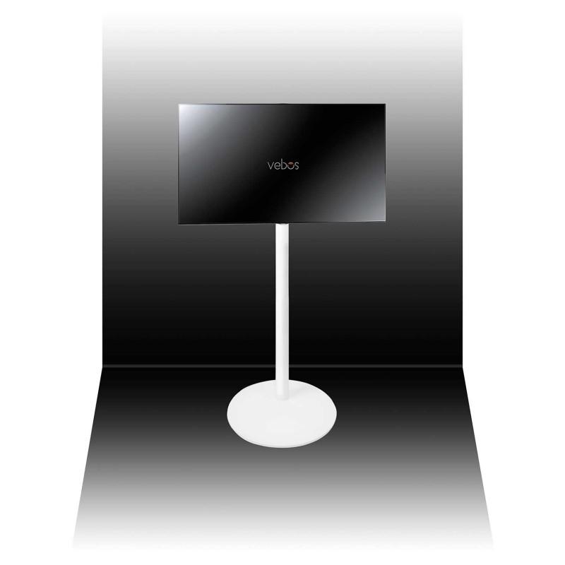 Vebos piedistallo televisione bianco