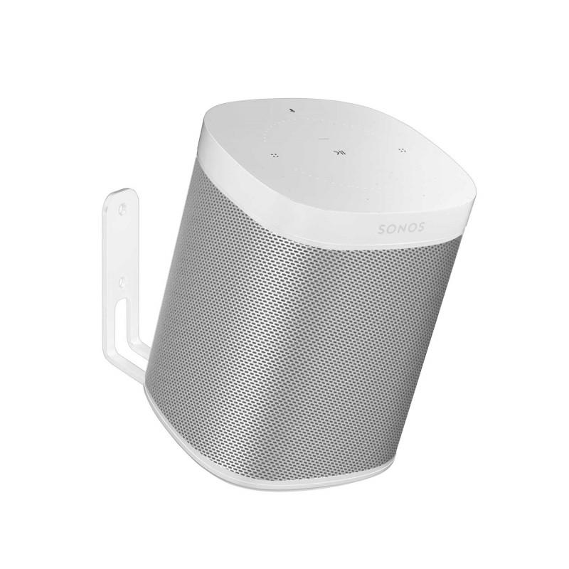 Vebos supporto a muro Sonos One bianco 20 grad